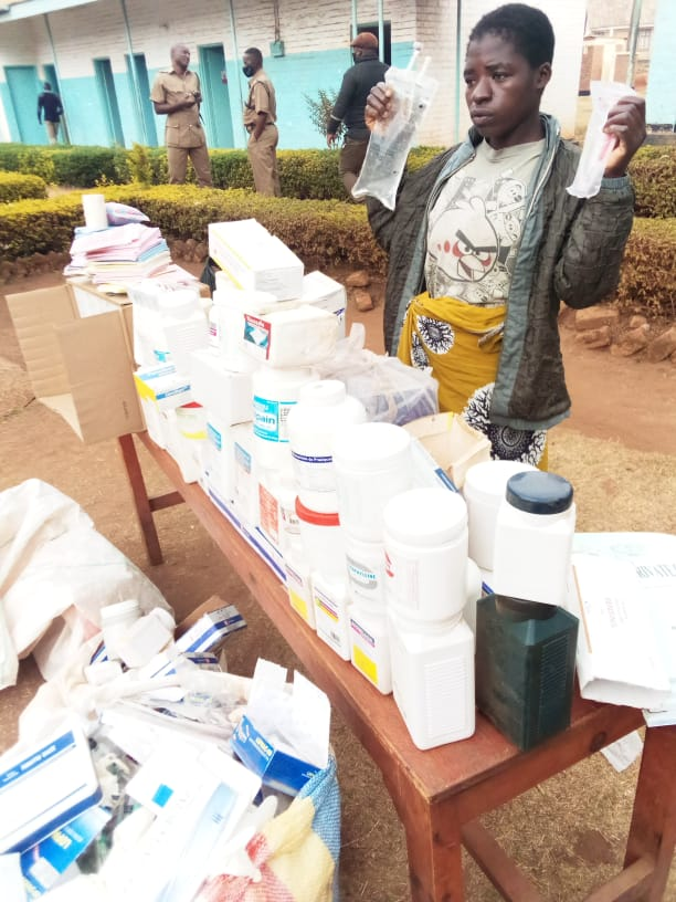Drug Theft Remains Serious Challenge in Malawi