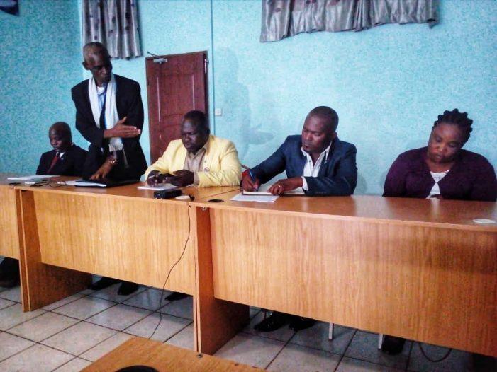 DPP NGC Warns Mutharika & Buddies: Threatens To Shut Down All DPP Offices