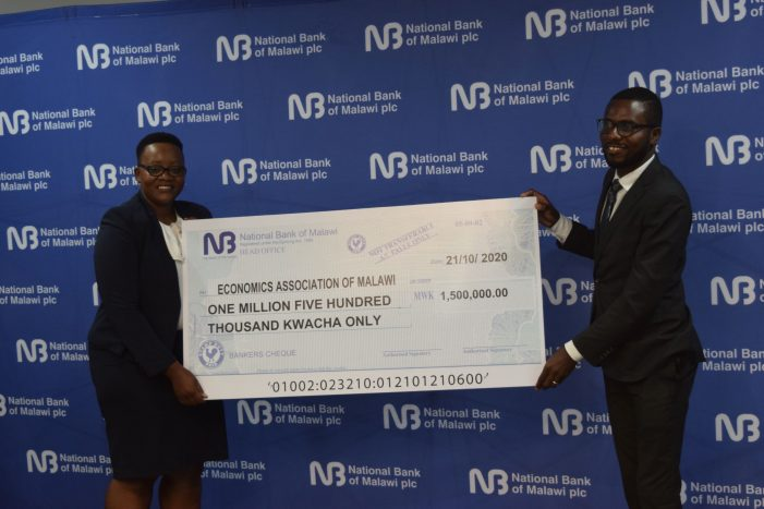 NBM plc Gives ECAMA K1.5 million For Lake Conference