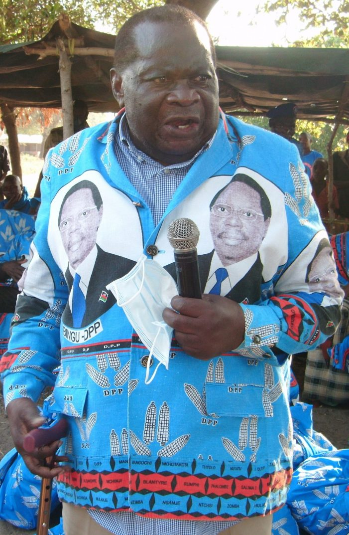 DPP Tears Apart Tonse Alliance Manifesto as Campaign Heats up in Karonga Central