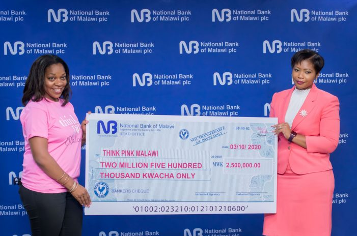 NBM plc Partners Think Pink In Cancer Virtual Walk