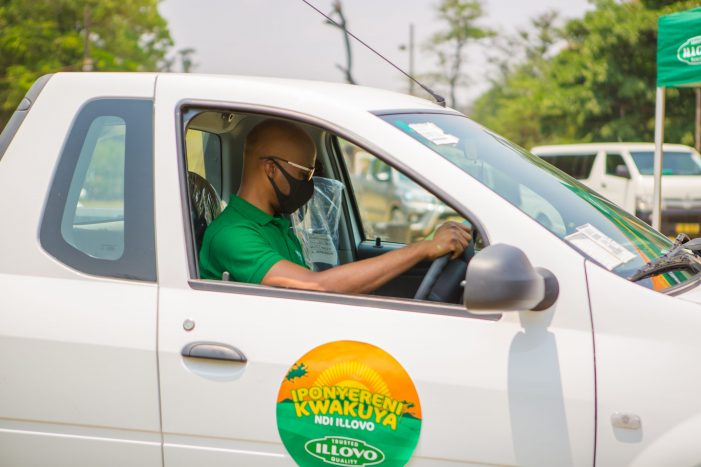 Illovo Launches K100million 'Iponyereni kwakuya' Promotion:Six New Nissan NP200s Up For Grabs