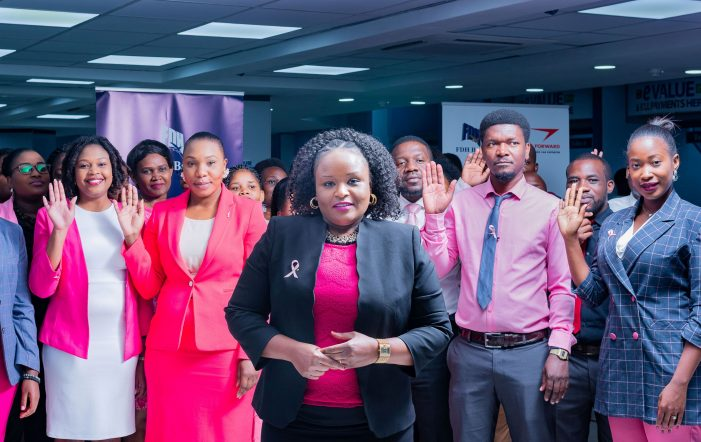 FDH Employees Wear Pink for Breast Cancer Awareness