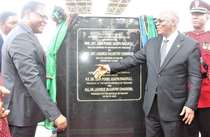 Chakwera Impressed With Tanzania's Economic Growth