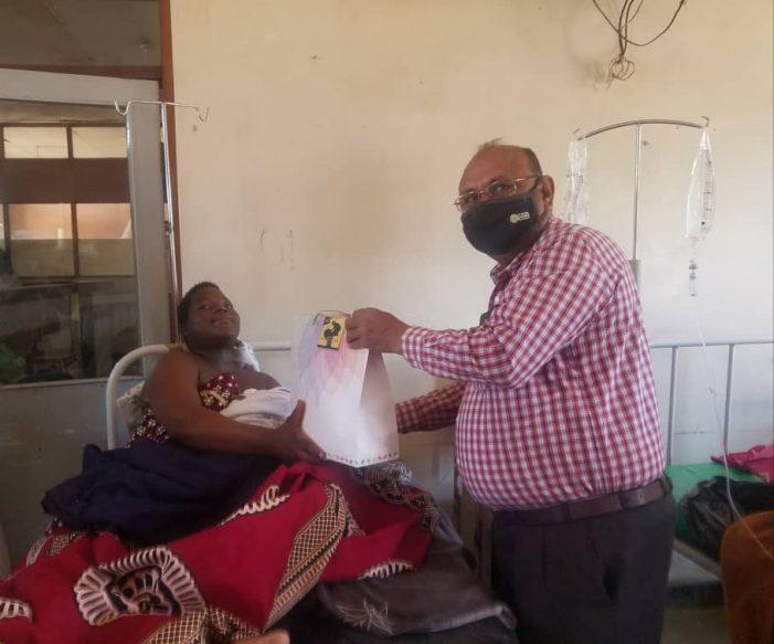 Salima Sugar Company Cheers Mothers