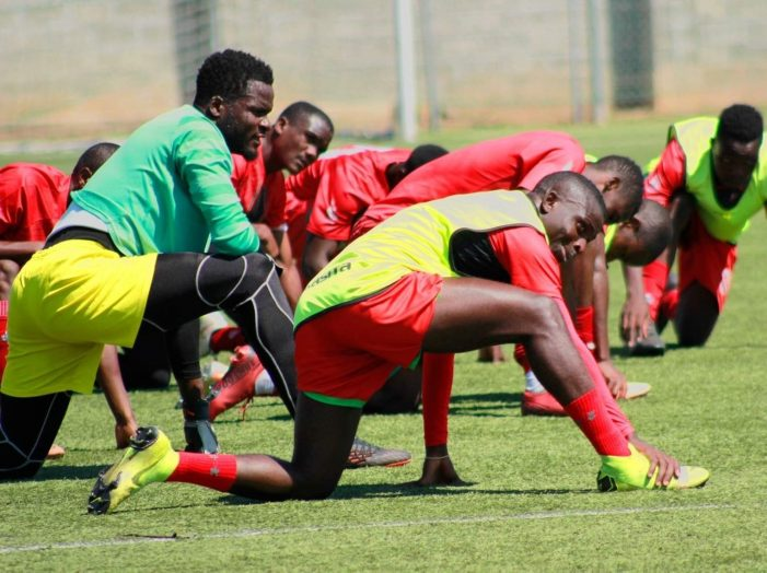 Captain John Banda Joins Flames Camp