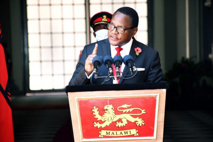 Chakwera Talks Tough On Exam Leakage