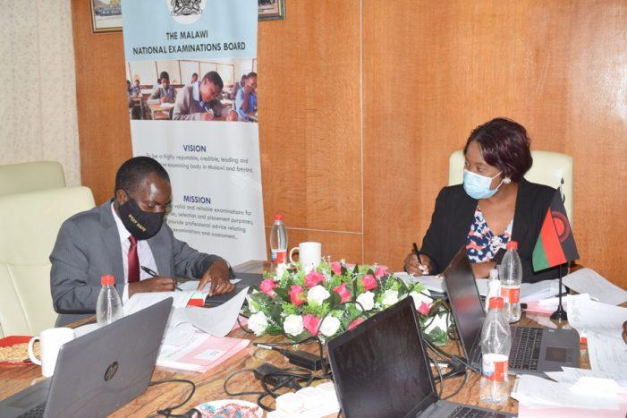 MANEB Boss Chiunda Suspended Over MSCE Leakage
