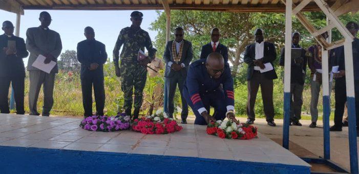 Govt to Construct Mausoleum For Chakufwa Chihana