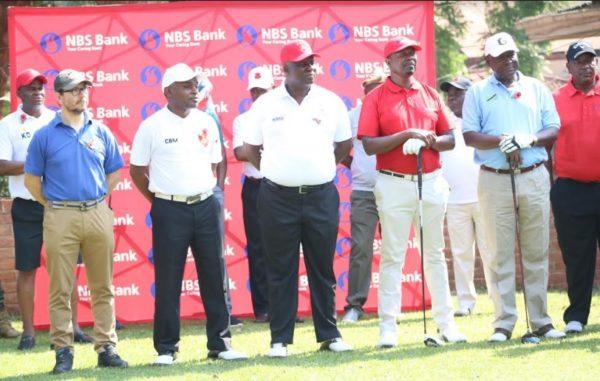 NBS Sponsors K5.5 MDF Golf Tourney
