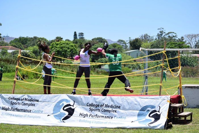 TNM Holds Sports Day