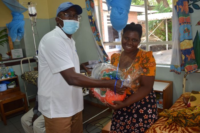 PCL Staff Donate Christmas Presents to QECH Patients
