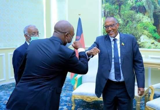 EXCLUSIVE: Why Malawi's Foreign Affairs Minister Mkaka Is Visiting Somaliland