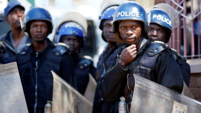 23 Malawians Stun Zim Police After Magical Escape