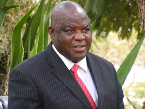 Oops!Covid-19 Attacks Another Cabinet Minister Lingston Belekanyama