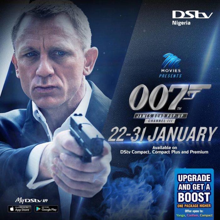 'M-Net Movies Presents 007 James Bond Pop-up Channel' Makes A Grand Return