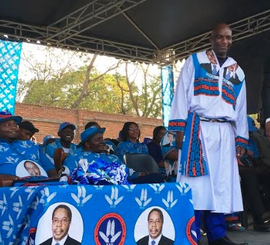 BREAKING: Mchacha Wants To Become DPP President, To Contest At Convention