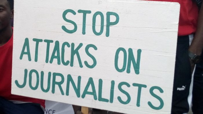 Misa Malawi Condemns Assault Of Journalist Henry Mhango By 'MCP Police'