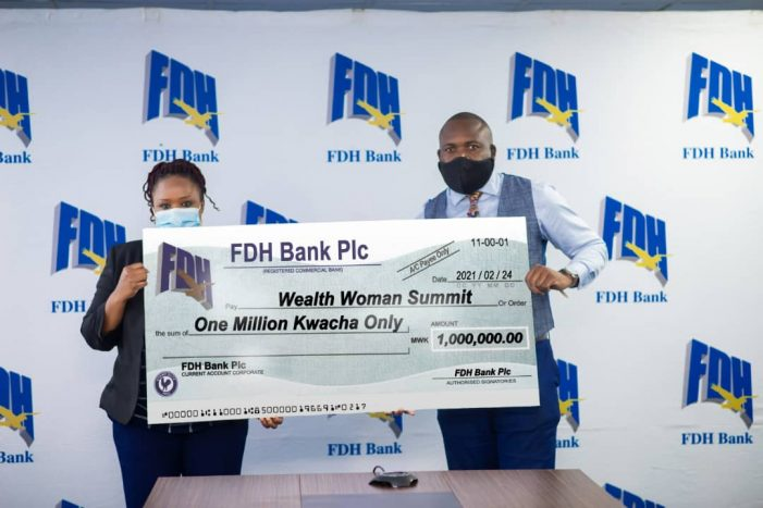 FDH Bank Gives K1million To Wealth Woman Summit