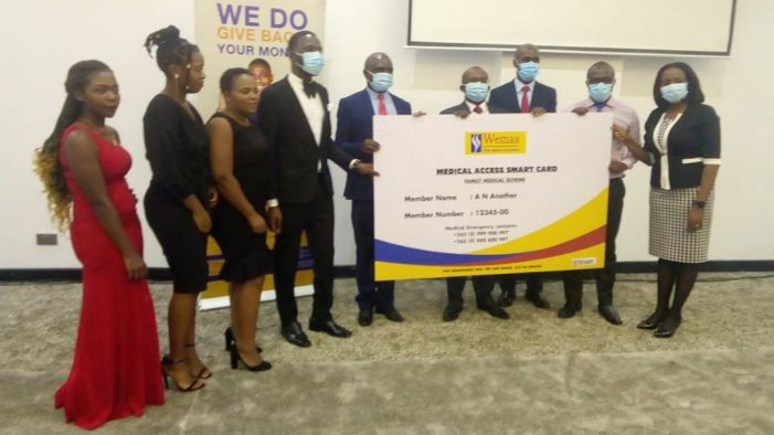 WEMAS BIOMETRIC ACCESS SMARTCARD OFFICIALLY LAUNCHED: A Game Changer In Medical Insurance Market