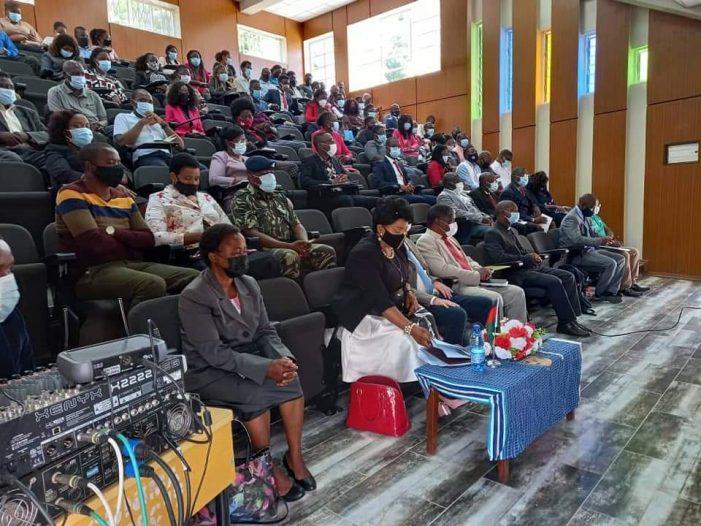 Kaliati Pledges More Financial Support Towards Adult Education
