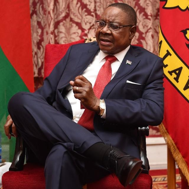 BREAKING: Mutharika to Hold Press Briefing Today