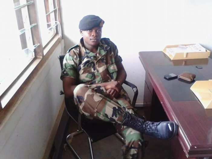 Malawi Police Nearly Killed MDF Soldier Captain Marcel Chirwa When Enforcing Covid-19 Measures