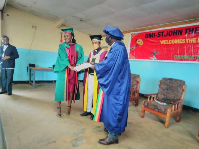 DMI University Sixth Graduation In Pictures