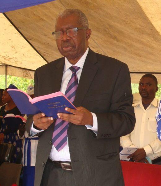 Former Veep Justin Malewezi Dies