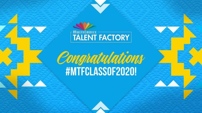 MultiChoice Congratulates MTF Academy Class of 2020