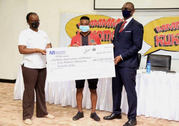 Kukoma Honours Flames' Pledge