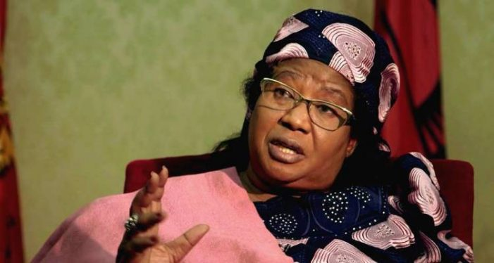 Mutharika Should Desist From Dragging Me Into His Problems-Joyce Banda