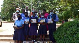 Limbe Leaf Donates Books to LL Girls, Mwankhundi Schools