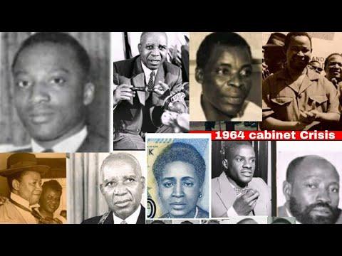 Cabinet Crisis 1964 Vs Cabinet Crisis 2021