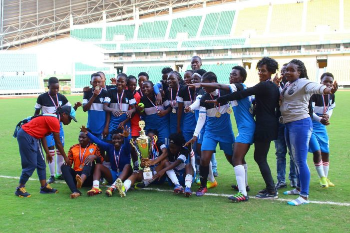 All Set for Women's National Presidential Cup Champs