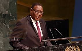 Mutharika Dismayed By Alleged Judges' Bribery Attempt