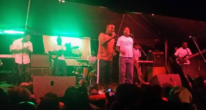 Billy Kaunda's Armageddon Band to Resurrect
