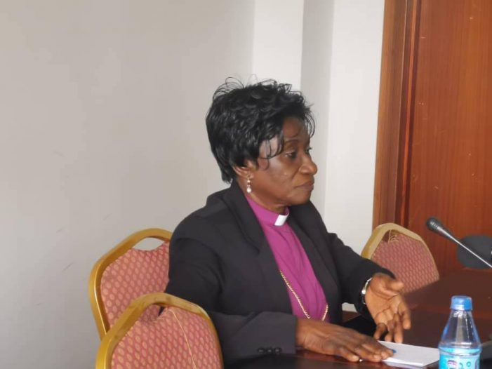 Letter To Bishop Mary Nkosi, MCP Commissioner At MEC