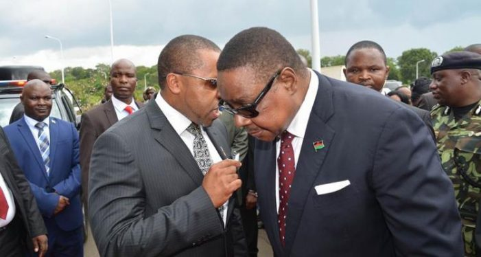 Mutharika, Chilima Urged to Focus on Development