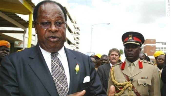 Parliament Wants ACB to Withdraw Bakili Muluzi's Corruption Case