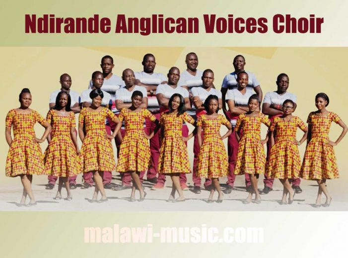 Ndirande Anglican Voices Clocks 20 Years