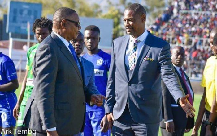 Govt Completes Bullets, Wanderers Stadia Designs