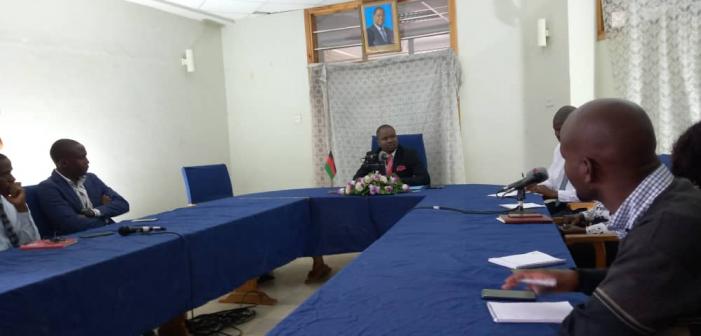Mutharika Rejects Electoral Bills