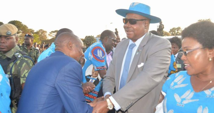 Mutharika Appoints New Mighty DPP Governors For North , Centre