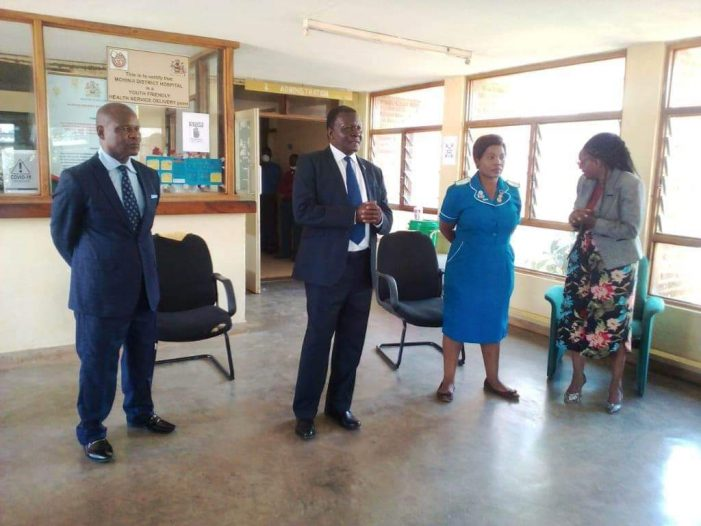 Mchinji Health Officials Clear Dausi From Covid-19 Propaganda
