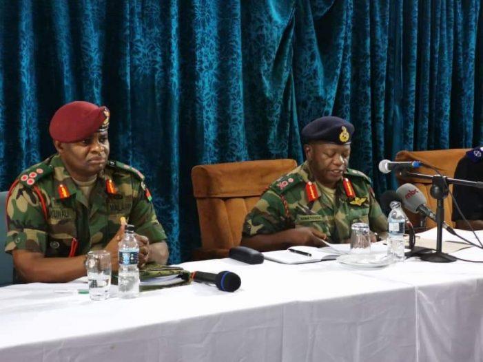 Malawi Army, Police to Enforce Lockdown