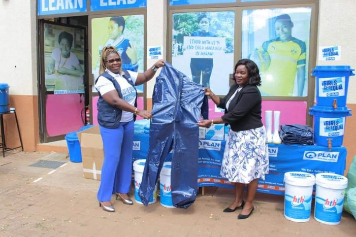 Plan Donates Covid-19 Protective Equipment to Ministry Of Health