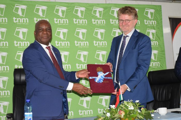 Malawi, TNM Sign Online Learning Pact