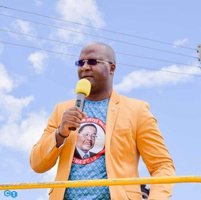 Political Journey Of APM's Runningmate Atupele Muluzi