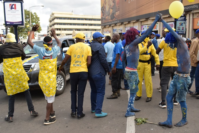 UDF Speaks Out On UDF-DPP Electoral Alliance